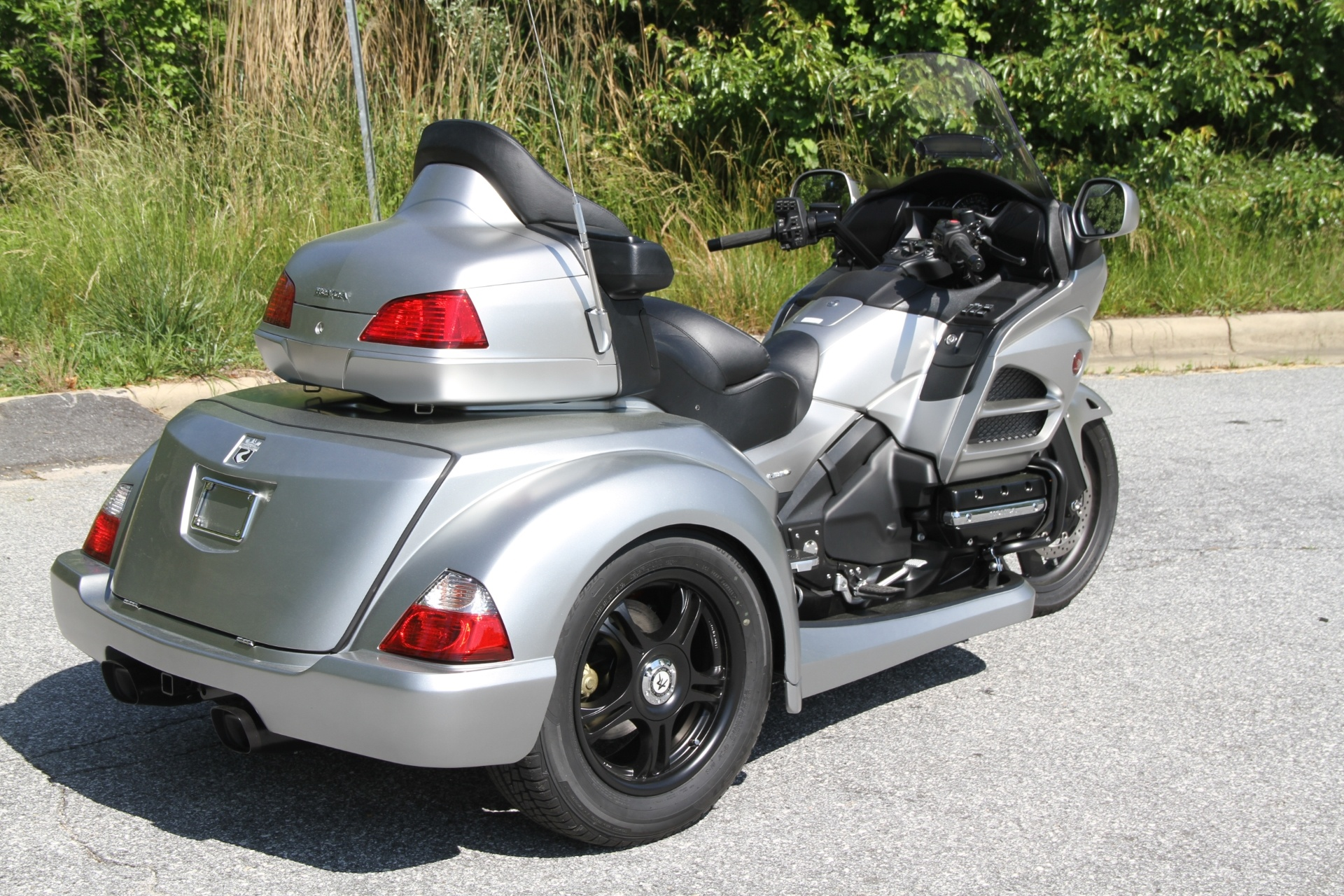 2016 Honda Gold Wing in Hendersonville, North Carolina