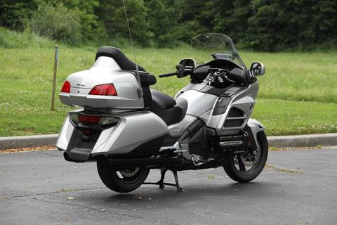 2016 Honda Gold Wing Audio Comfort in Hendersonville, North Carolina
