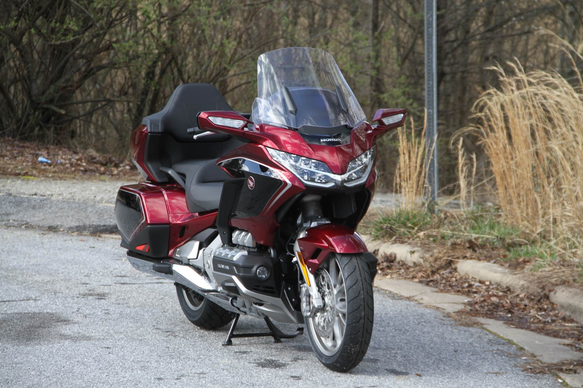 2020 Honda Gold Wing Tour in Hendersonville, North Carolina - Photo 2