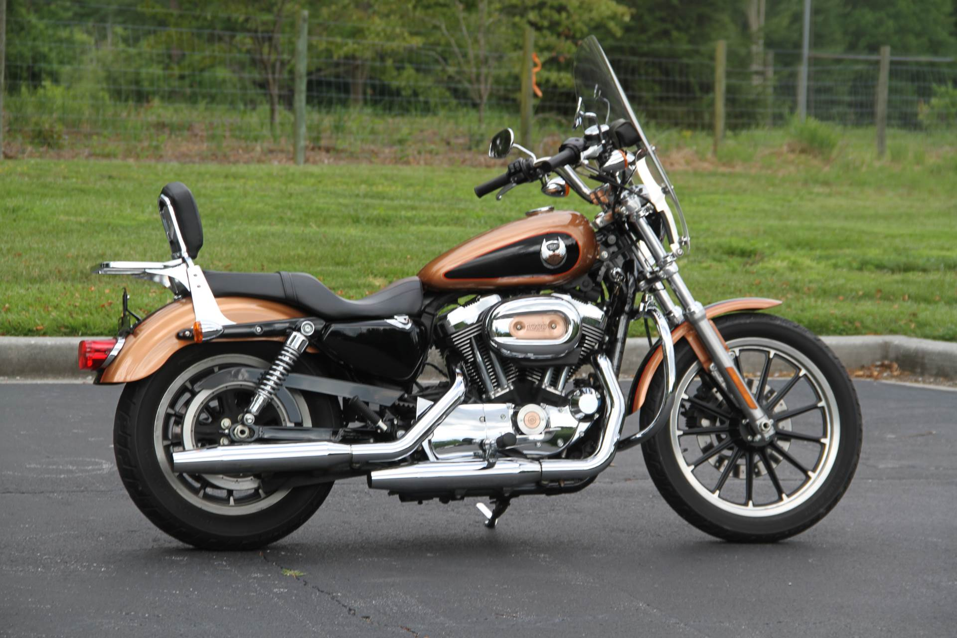 2008 Harley-Davidson Sportster® 1200 Low in Hendersonville, North Carolina