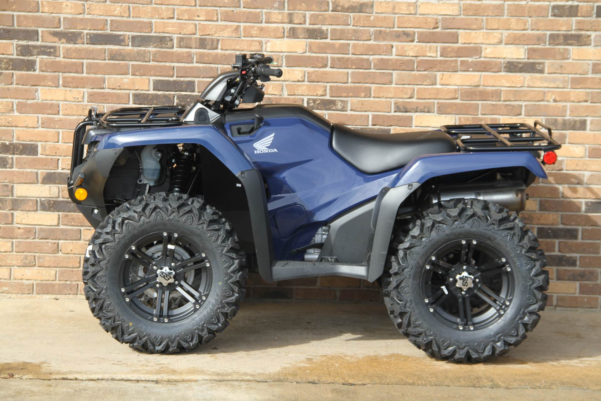 2019 Honda FourTrax Rancher 4x4 in Hendersonville, North Carolina - Photo 1