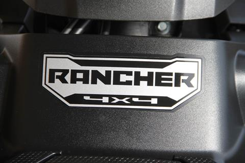 2019 Honda FourTrax Rancher 4x4 in Hendersonville, North Carolina - Photo 2