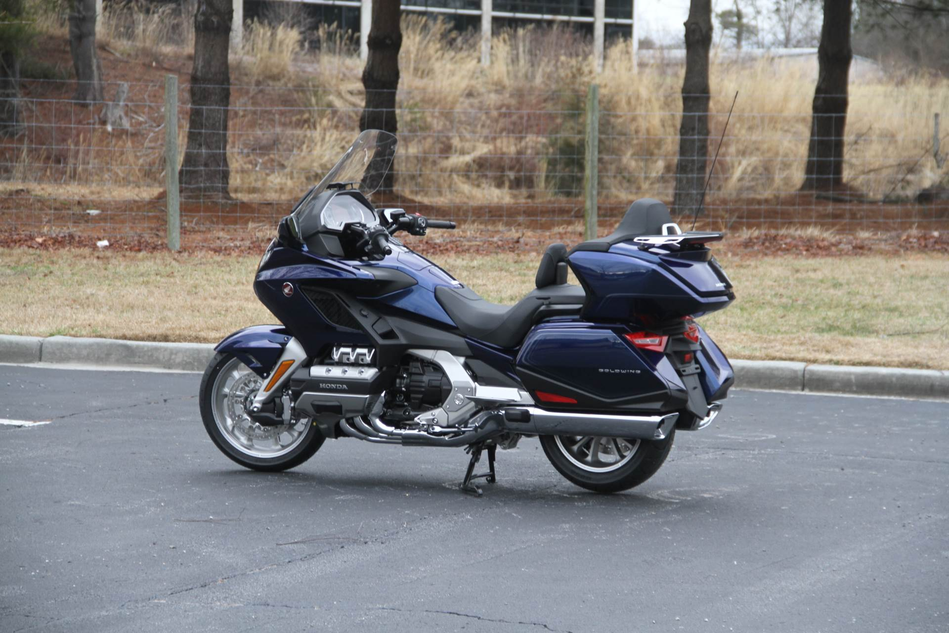 2018 Honda Gold Wing Tour Automatic DCT in Hendersonville, North Carolina - Photo 22