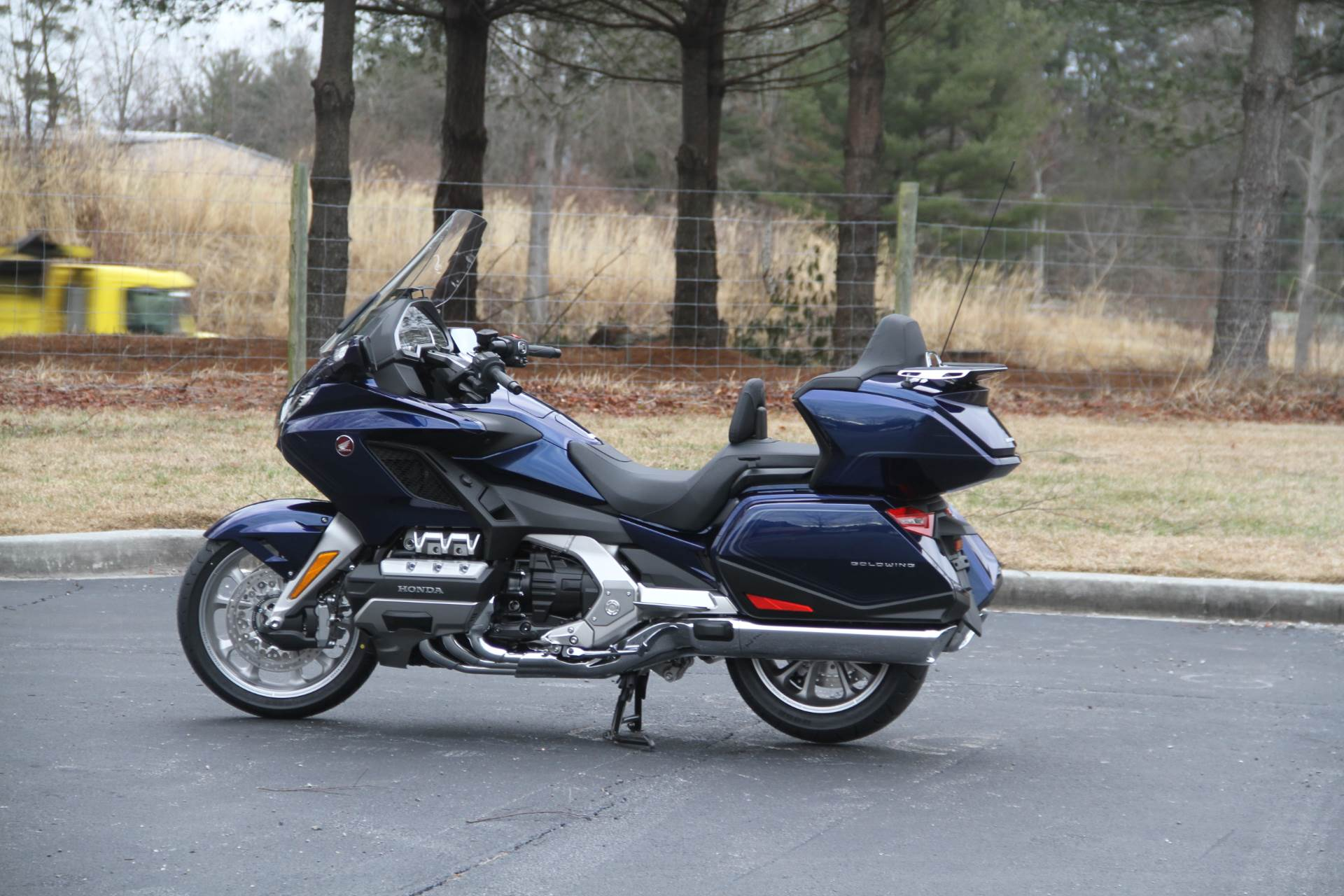 2018 Honda Gold Wing Tour Automatic DCT in Hendersonville, North Carolina - Photo 23