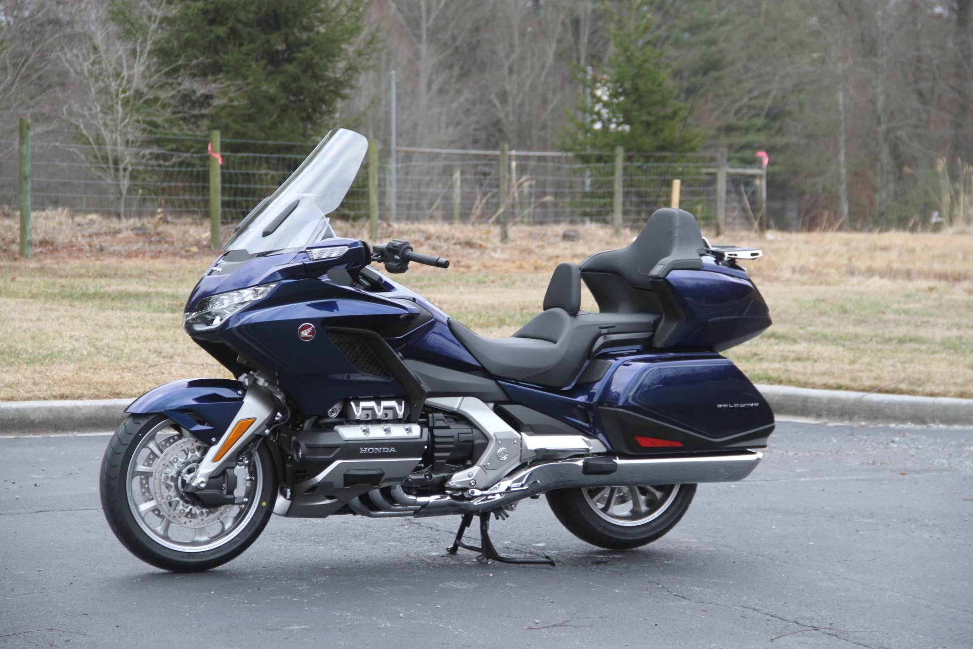 2018 Honda Gold Wing Tour Automatic DCT in Hendersonville, North Carolina - Photo 29
