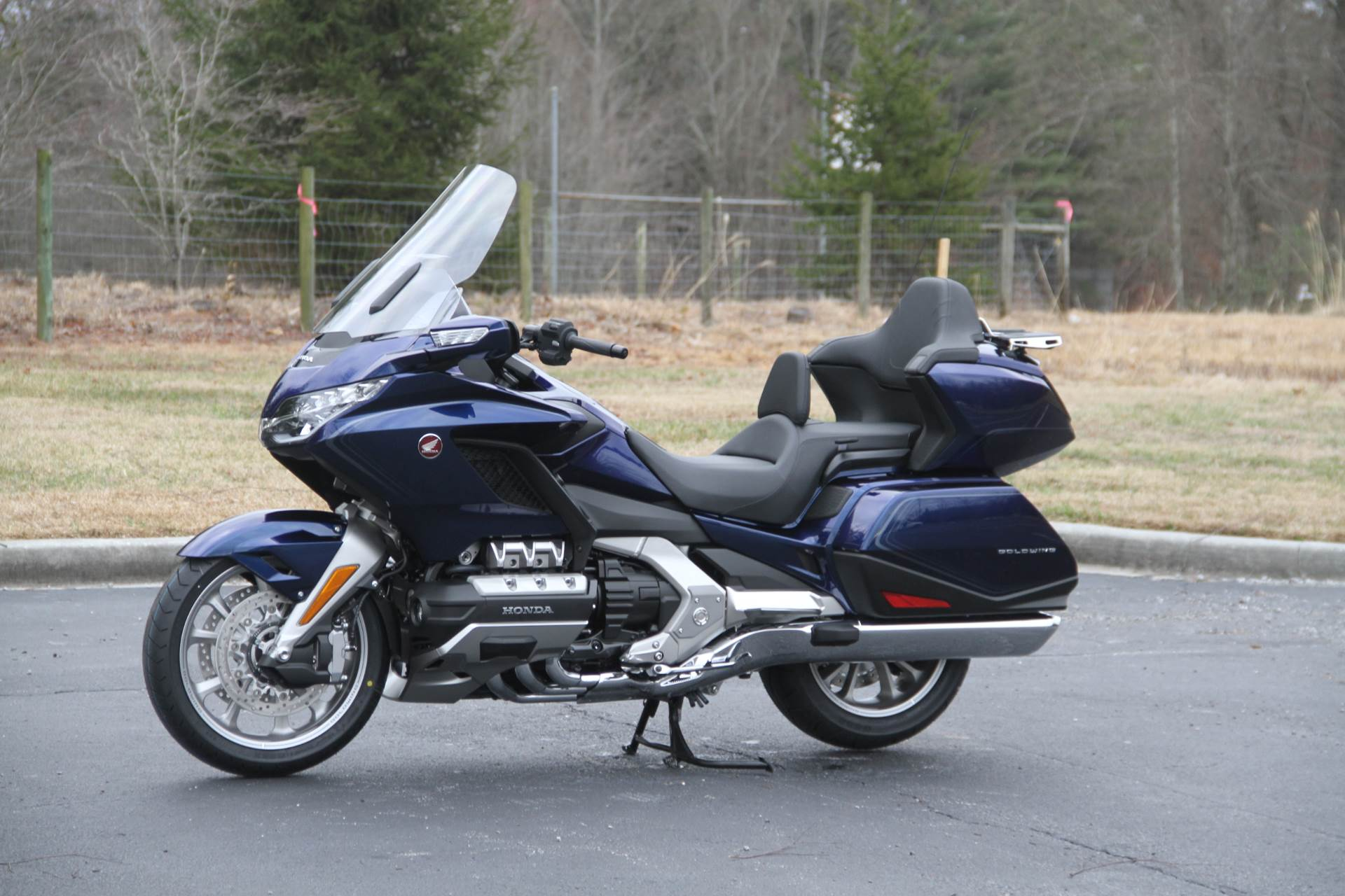 2018 Honda Gold Wing Tour Automatic DCT in Hendersonville, North Carolina - Photo 30