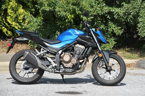 2018 Honda CB500F in Hendersonville, North Carolina - Photo 7
