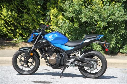2018 Honda CB500F in Hendersonville, North Carolina - Photo 2