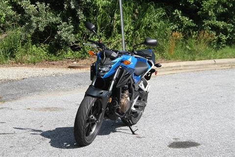 2018 Honda CB500F in Hendersonville, North Carolina - Photo 18