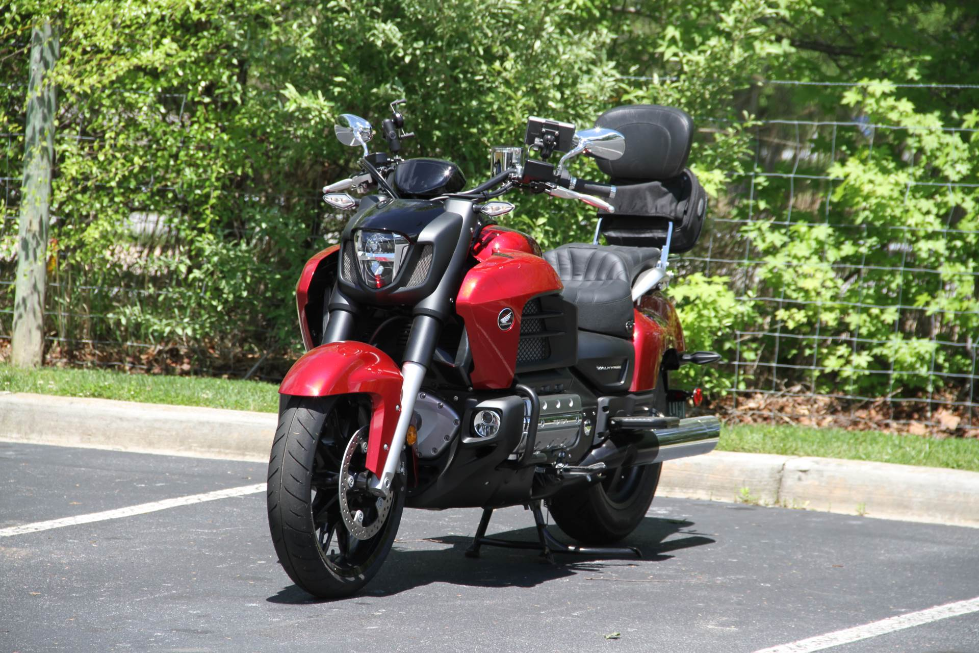 2015 Honda Gold Wing® Valkyrie® in Hendersonville, North Carolina
