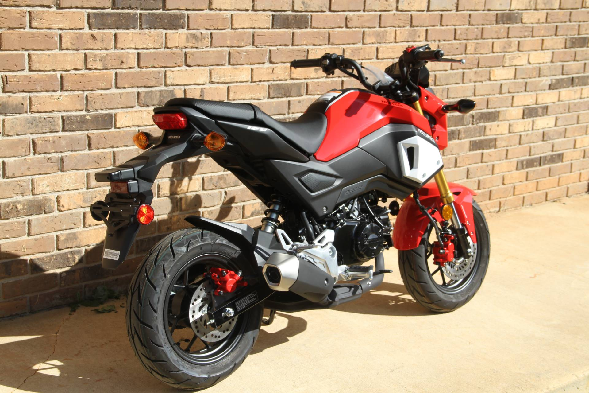 2020 Honda Grom ABS in Hendersonville, North Carolina - Photo 3