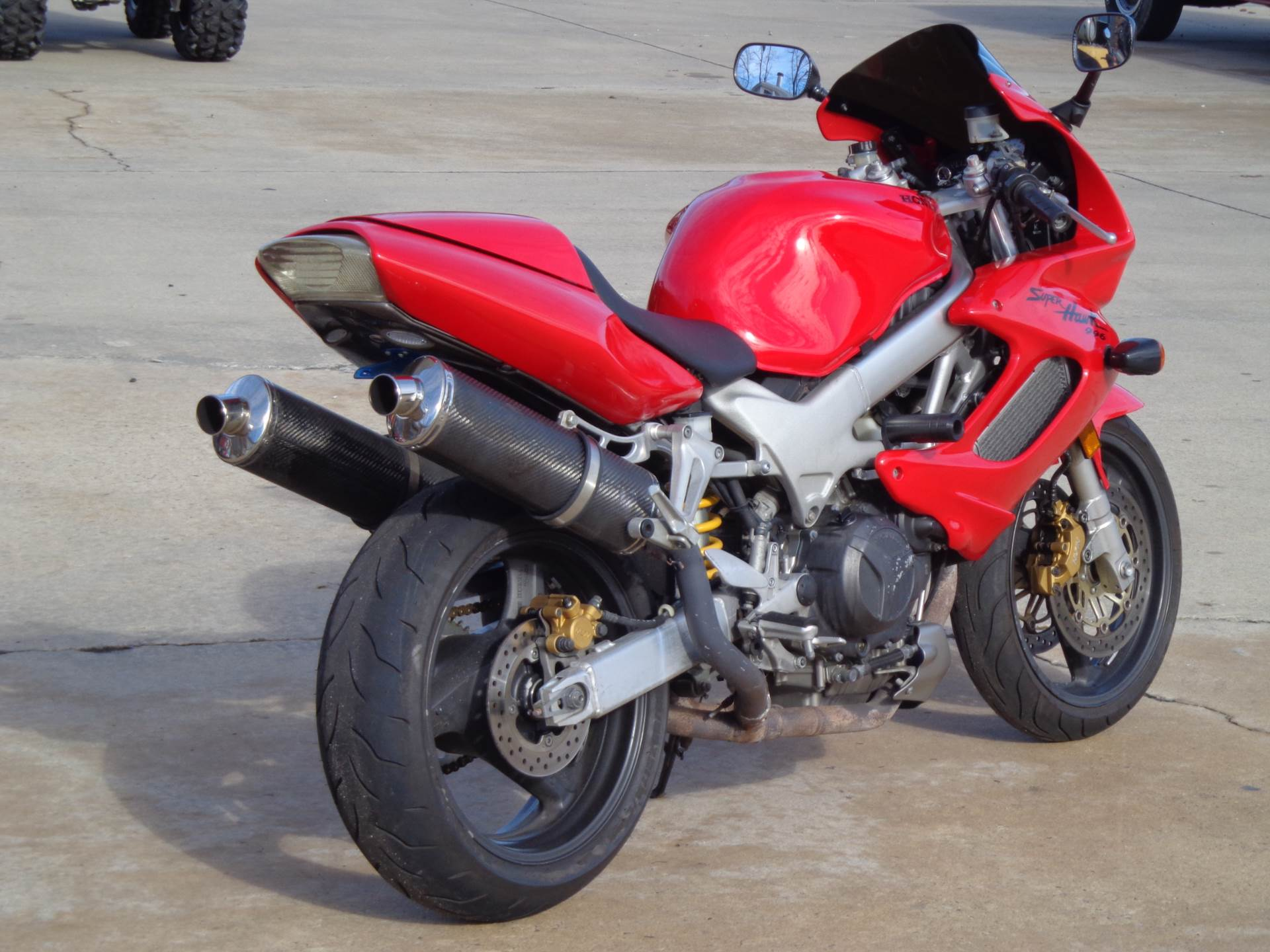 1998 Honda Super Hawk in Hendersonville, North Carolina