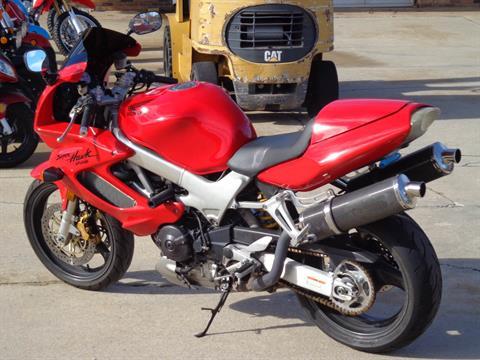 1998 Honda Super Hawk in Hendersonville, North Carolina