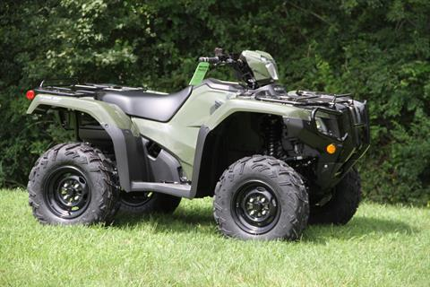 2021 Honda FourTrax Foreman Rubicon 4x4 Automatic DCT in Hendersonville, North Carolina - Photo 7
