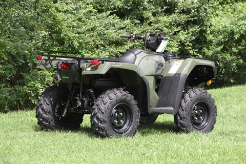 2021 Honda FourTrax Foreman Rubicon 4x4 Automatic DCT in Hendersonville, North Carolina - Photo 12