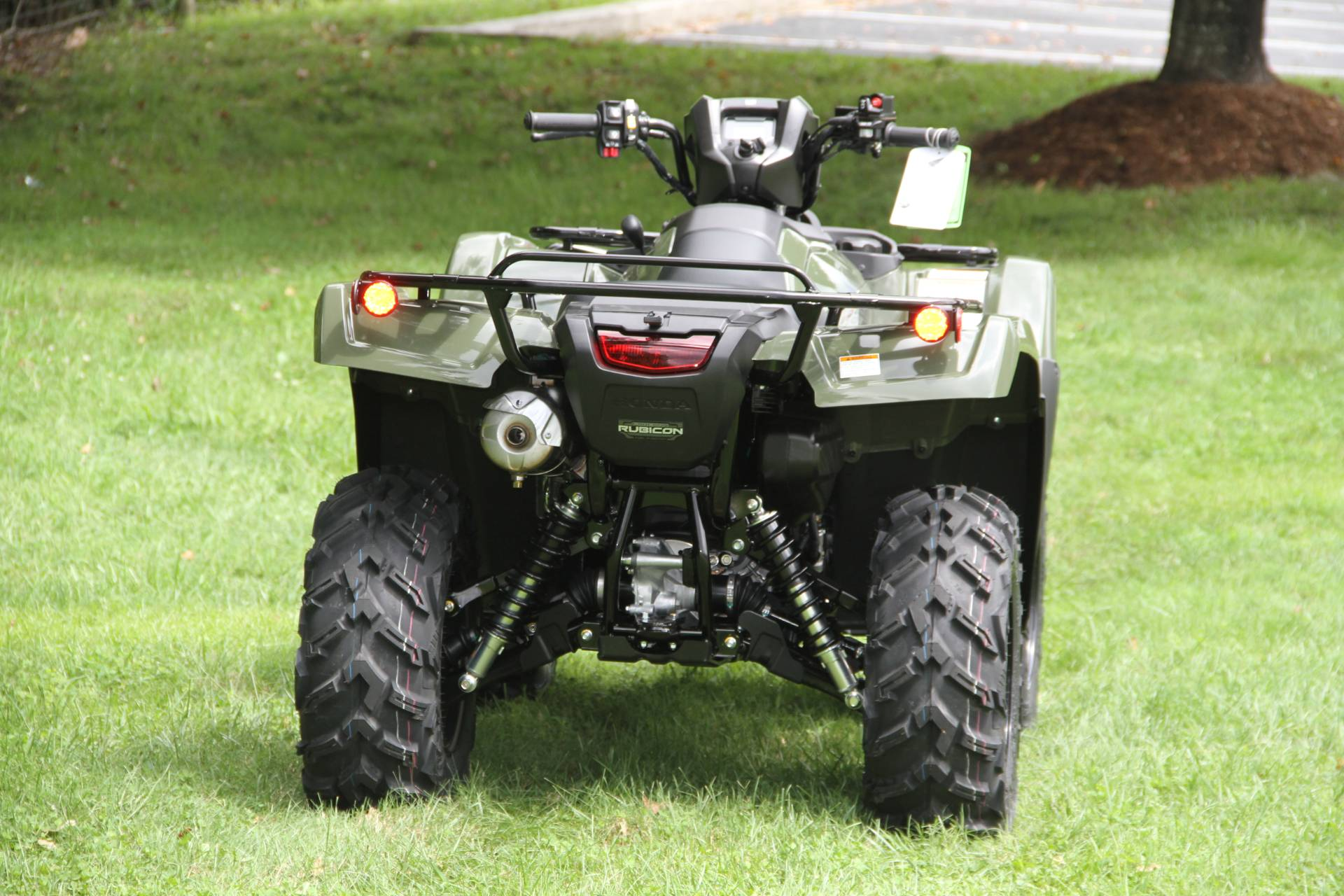2021 Honda FourTrax Foreman Rubicon 4x4 Automatic DCT in Hendersonville, North Carolina - Photo 16