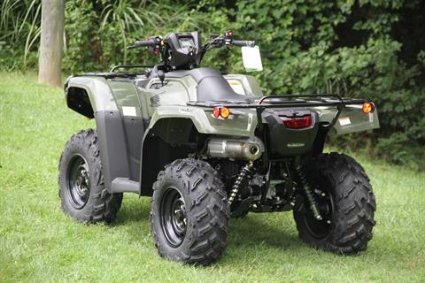 2021 Honda FourTrax Foreman Rubicon 4x4 Automatic DCT in Hendersonville, North Carolina - Photo 17