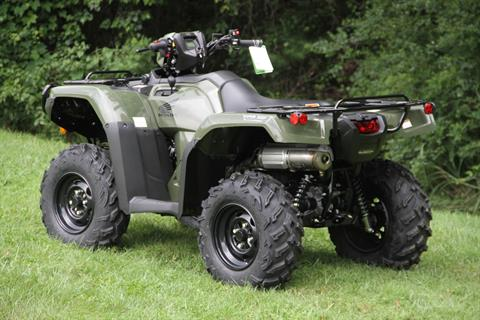 2021 Honda FourTrax Foreman Rubicon 4x4 Automatic DCT in Hendersonville, North Carolina - Photo 18