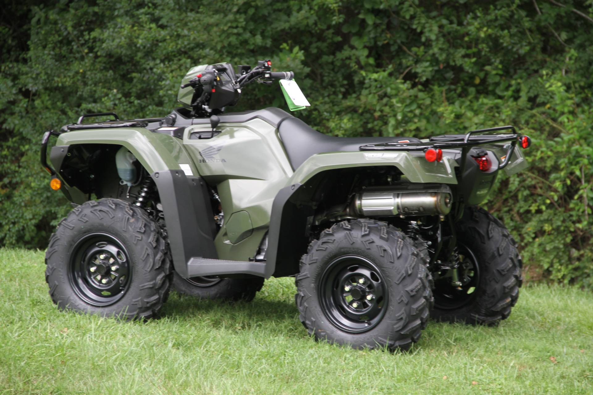 2021 Honda FourTrax Foreman Rubicon 4x4 Automatic DCT in Hendersonville, North Carolina - Photo 19