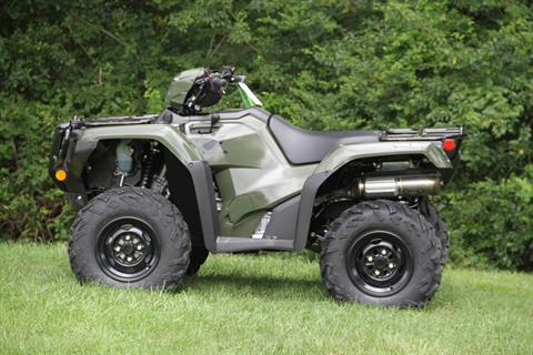 2021 Honda FourTrax Foreman Rubicon 4x4 Automatic DCT in Hendersonville, North Carolina - Photo 21