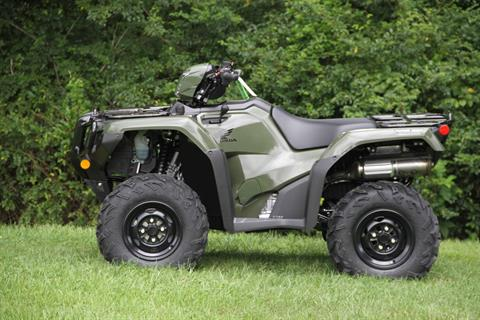 2021 Honda FourTrax Foreman Rubicon 4x4 Automatic DCT in Hendersonville, North Carolina - Photo 22