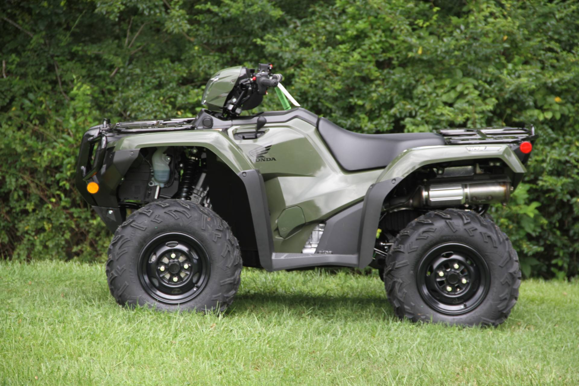 2021 Honda FourTrax Foreman Rubicon 4x4 Automatic DCT in Hendersonville, North Carolina - Photo 23