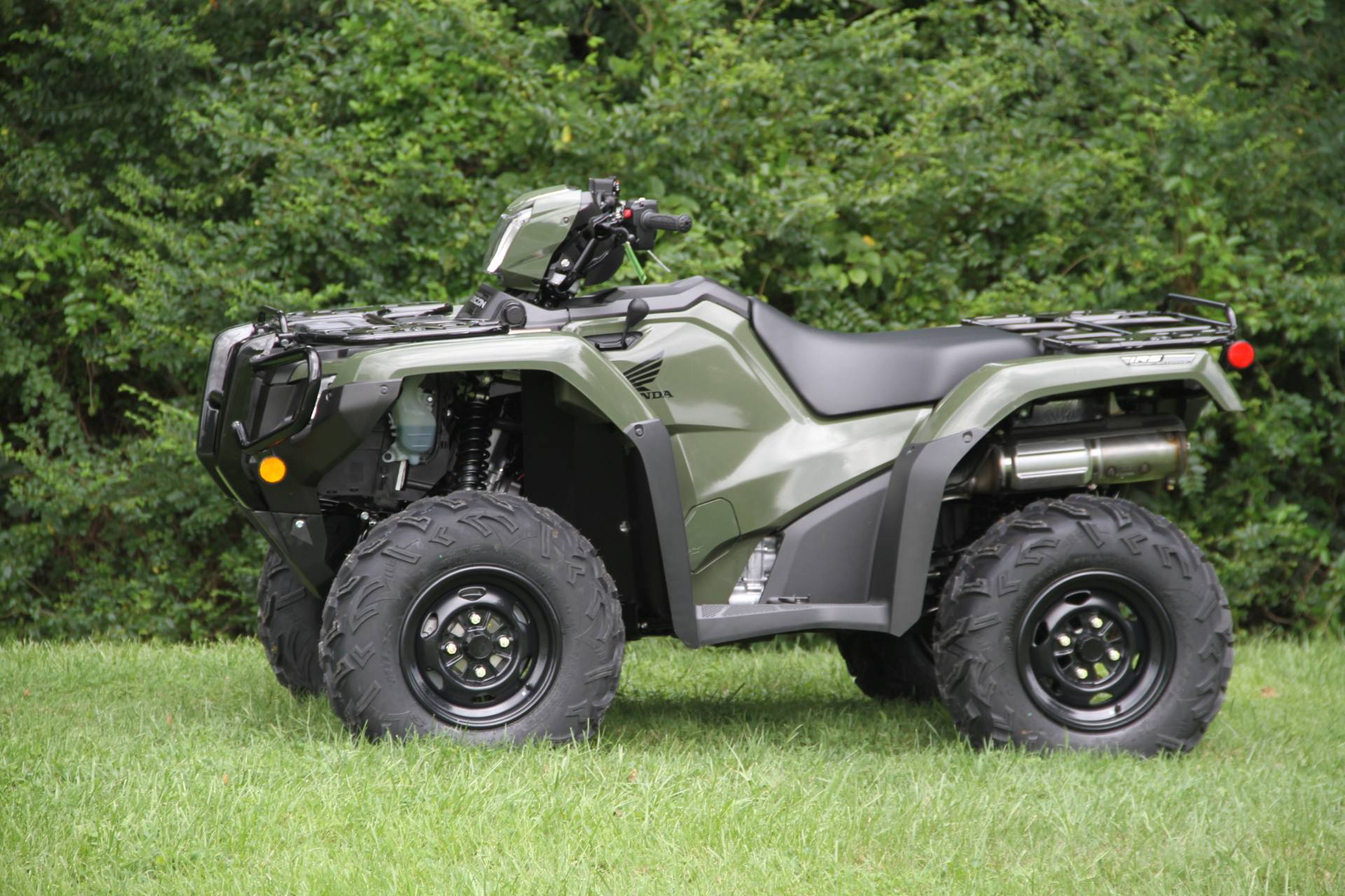 2021 Honda FourTrax Foreman Rubicon 4x4 Automatic DCT in Hendersonville, North Carolina - Photo 24