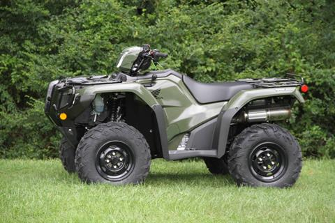 2021 Honda FourTrax Foreman Rubicon 4x4 Automatic DCT in Hendersonville, North Carolina - Photo 25