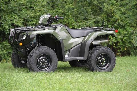 2021 Honda FourTrax Foreman Rubicon 4x4 Automatic DCT in Hendersonville, North Carolina - Photo 26