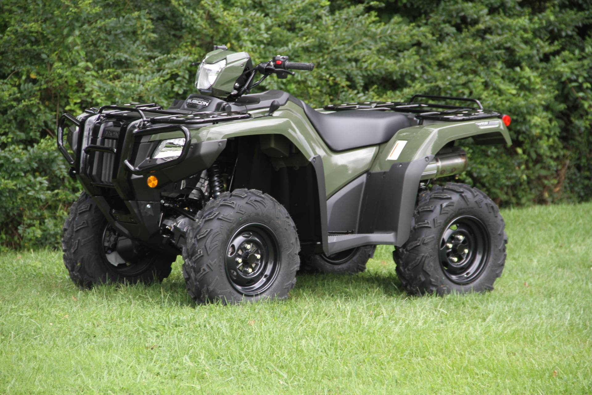 2021 Honda FourTrax Foreman Rubicon 4x4 Automatic DCT in Hendersonville, North Carolina - Photo 27
