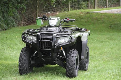 2021 Honda FourTrax Foreman Rubicon 4x4 Automatic DCT in Hendersonville, North Carolina - Photo 29