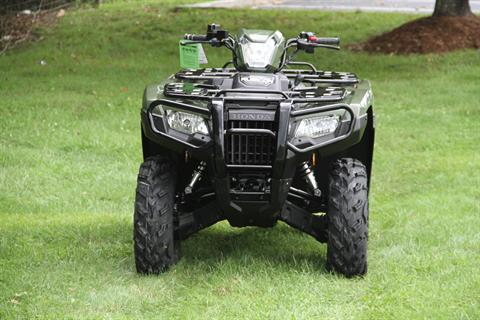 2021 Honda FourTrax Foreman Rubicon 4x4 Automatic DCT in Hendersonville, North Carolina - Photo 30
