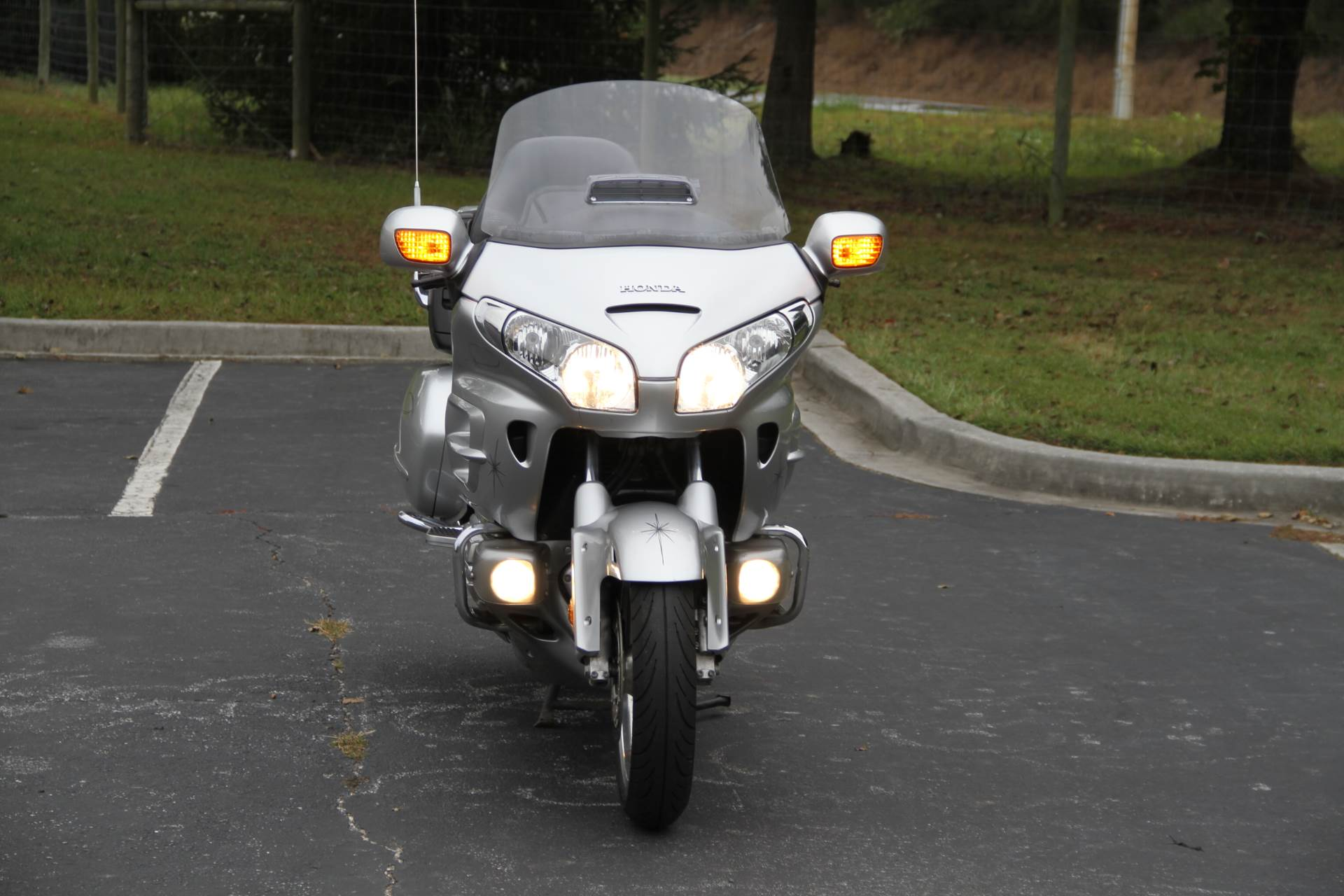 2007 Honda Gold Wing® Audio / Comfort / Navi / ABS in Hendersonville, North Carolina - Photo 3