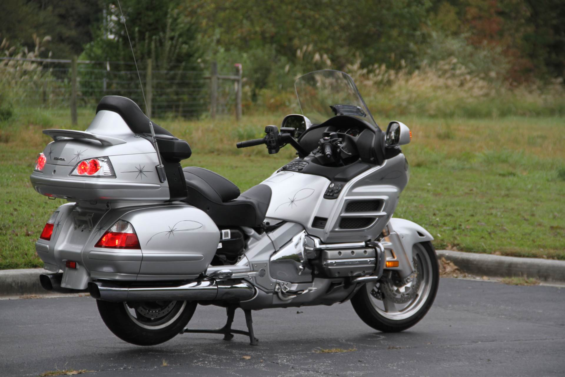 2007 Honda Gold Wing® Audio / Comfort / Navi / ABS in Hendersonville, North Carolina - Photo 8