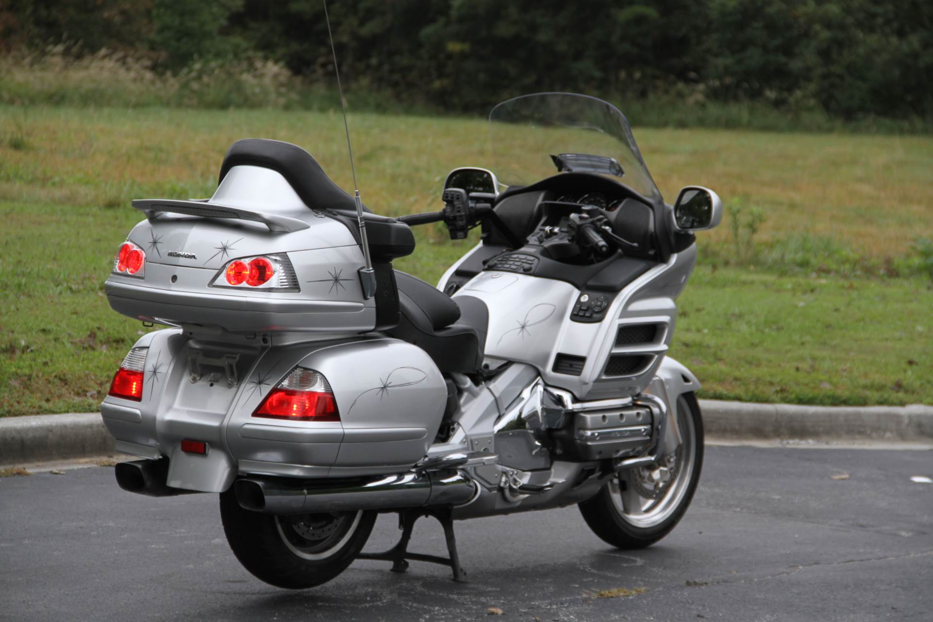 2007 Honda Gold Wing® Audio / Comfort / Navi / ABS in Hendersonville, North Carolina - Photo 9