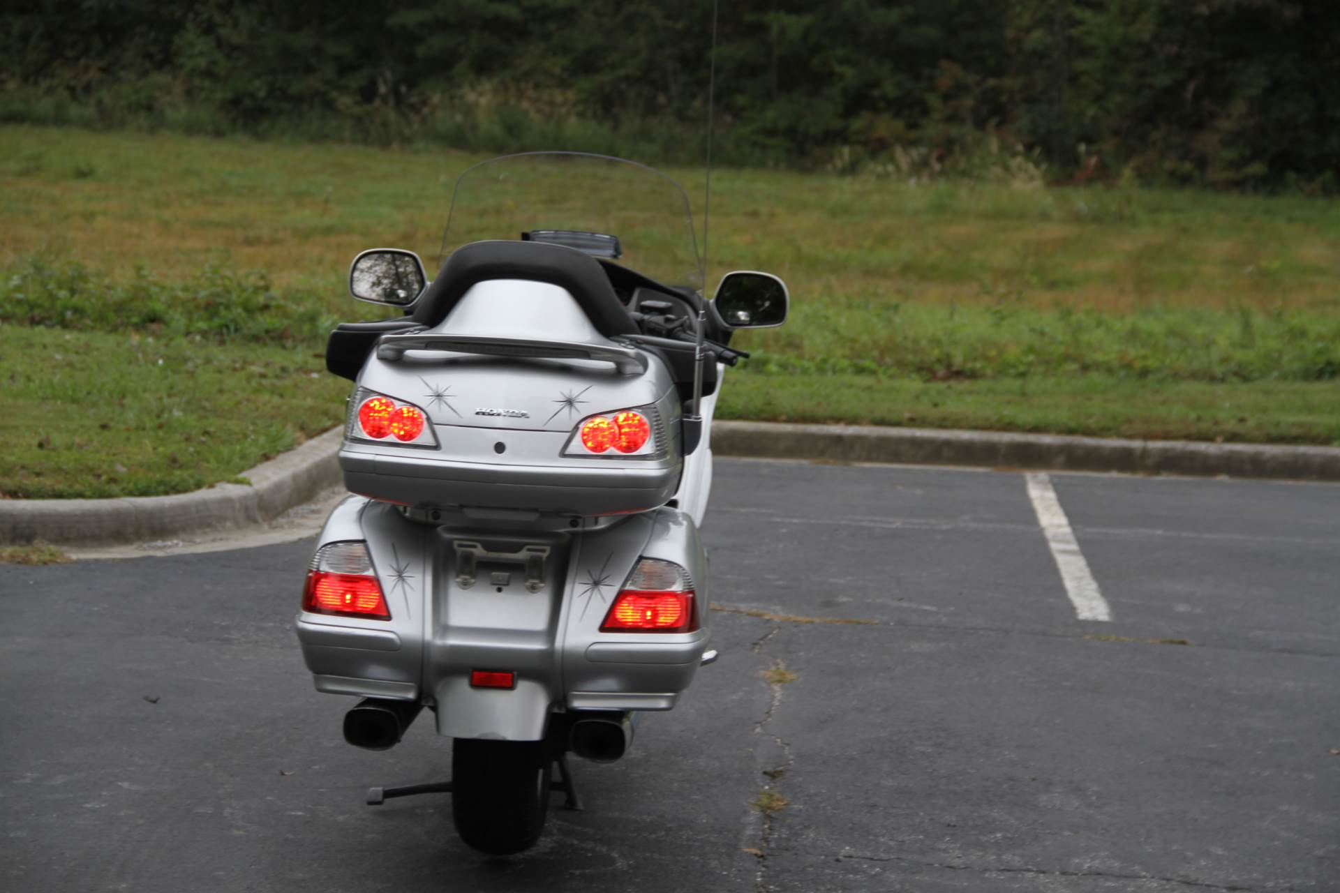2007 Honda Gold Wing® Audio / Comfort / Navi / ABS in Hendersonville, North Carolina - Photo 11