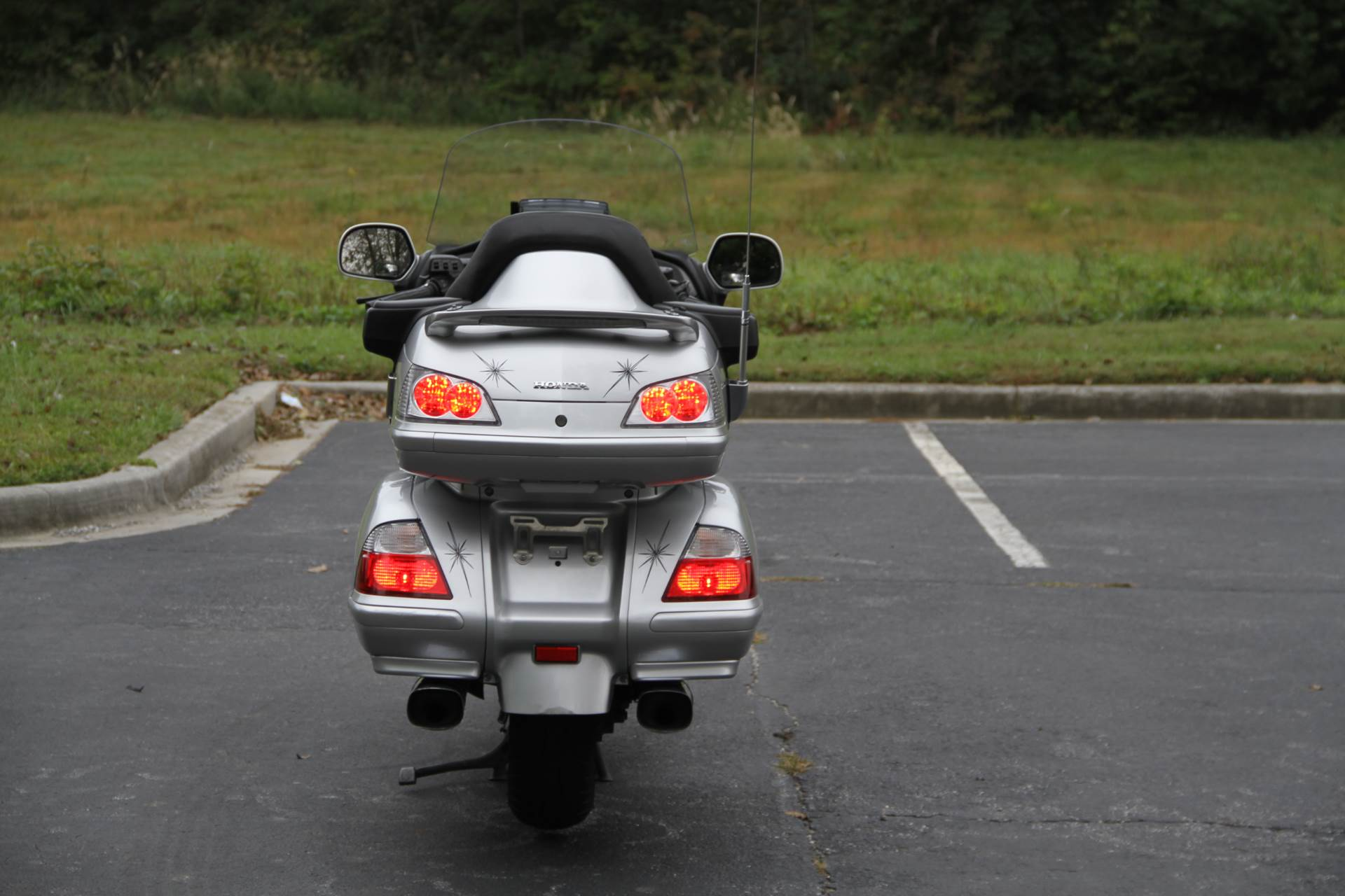 2007 Honda Gold Wing® Audio / Comfort / Navi / ABS in Hendersonville, North Carolina - Photo 12