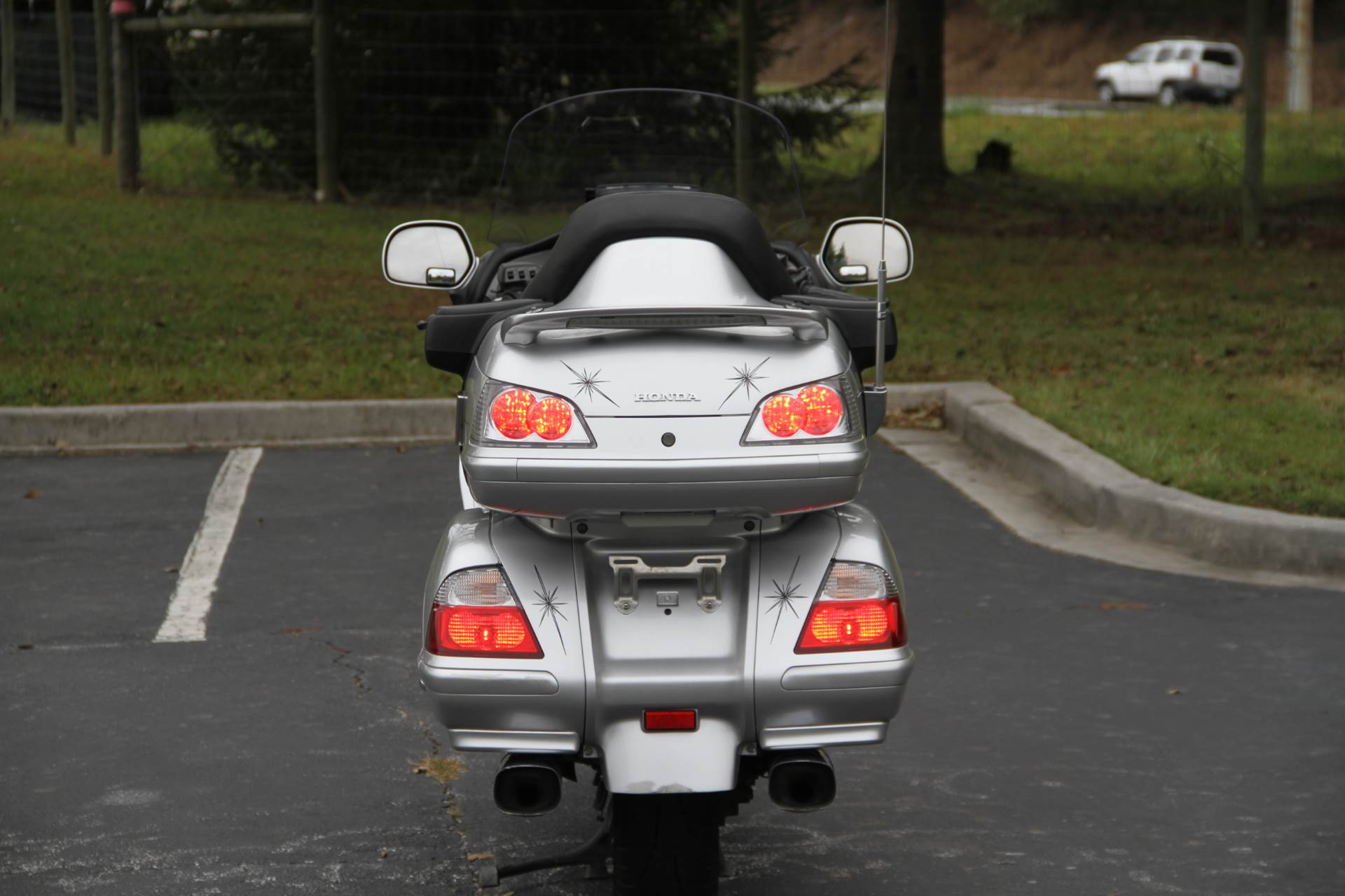 2007 Honda Gold Wing® Audio / Comfort / Navi / ABS in Hendersonville, North Carolina - Photo 13