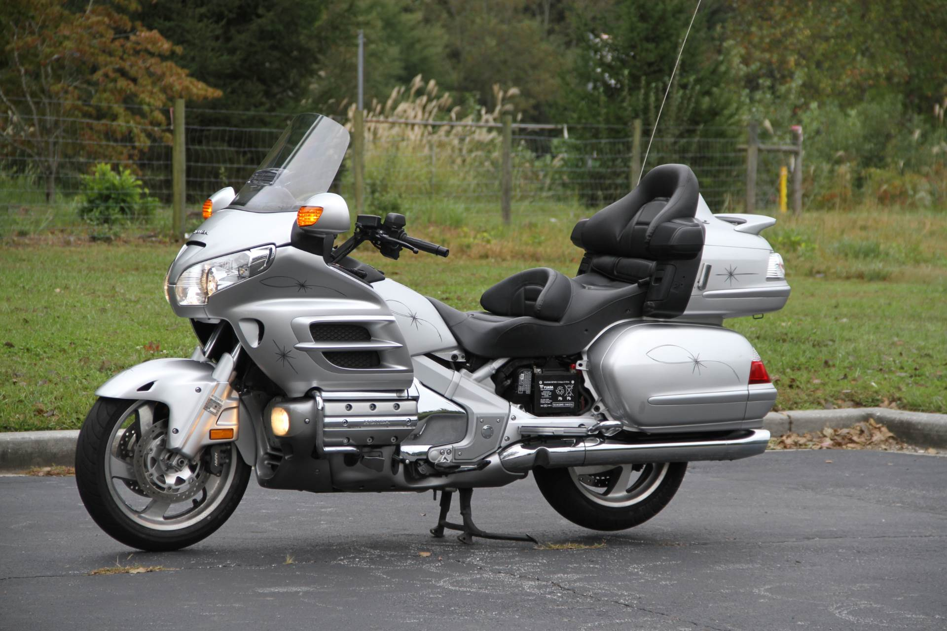 2007 Honda Gold Wing® Audio / Comfort / Navi / ABS in Hendersonville, North Carolina - Photo 21