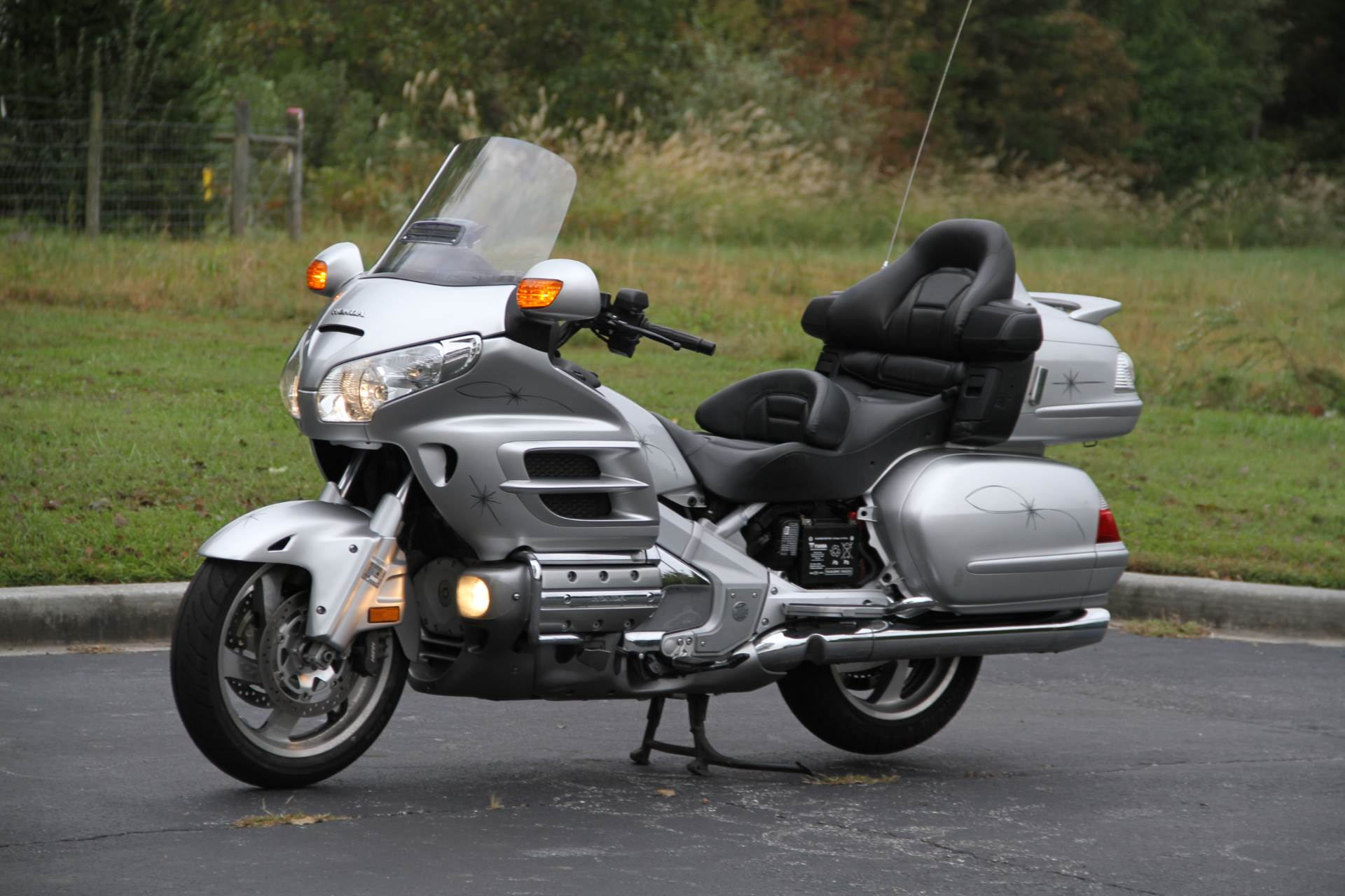 2007 Honda Gold Wing® Audio / Comfort / Navi / ABS in Hendersonville, North Carolina - Photo 22