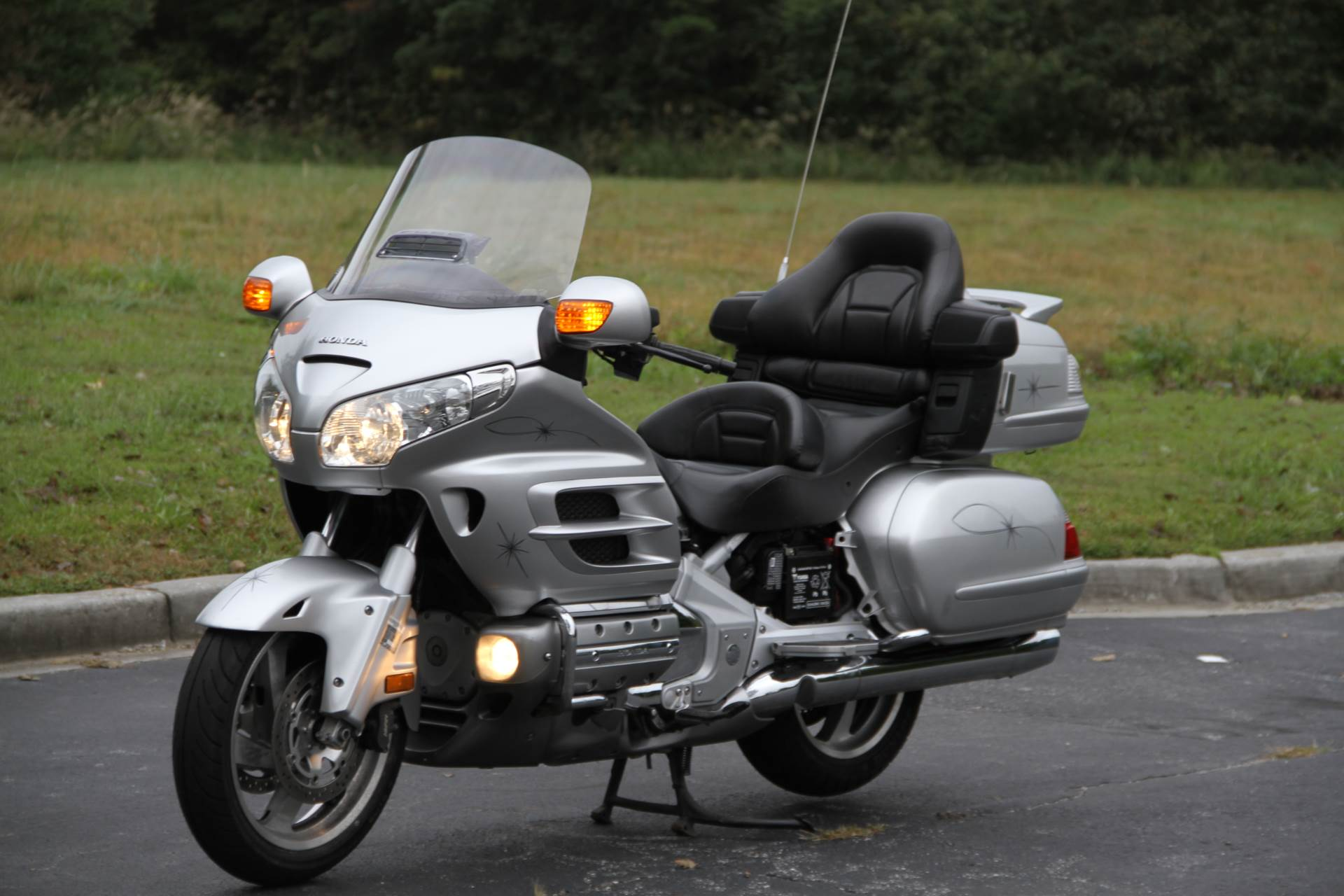 2007 Honda Gold Wing® Audio / Comfort / Navi / ABS in Hendersonville, North Carolina - Photo 23