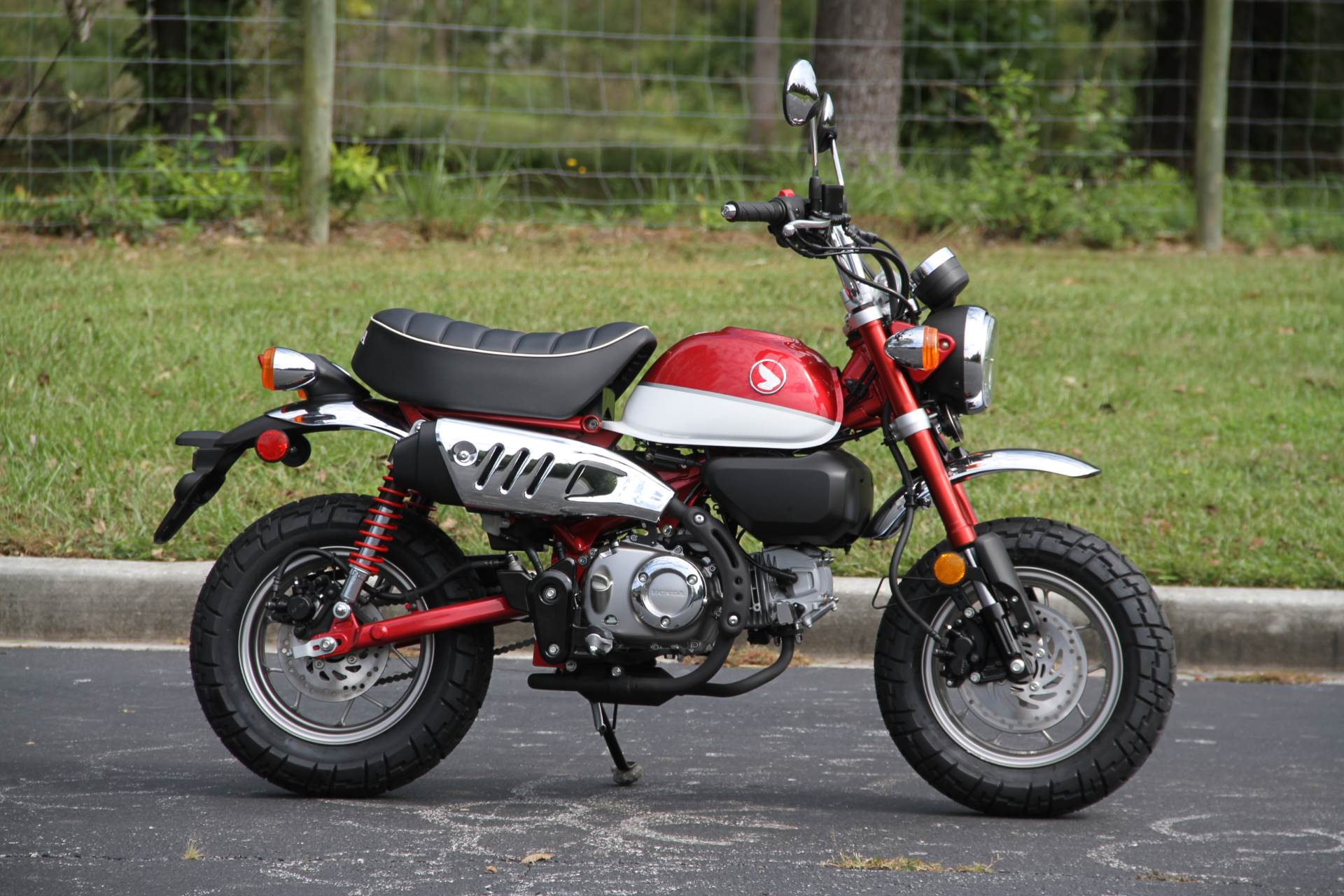 2020 Honda Monkey in Hendersonville, North Carolina - Photo 8