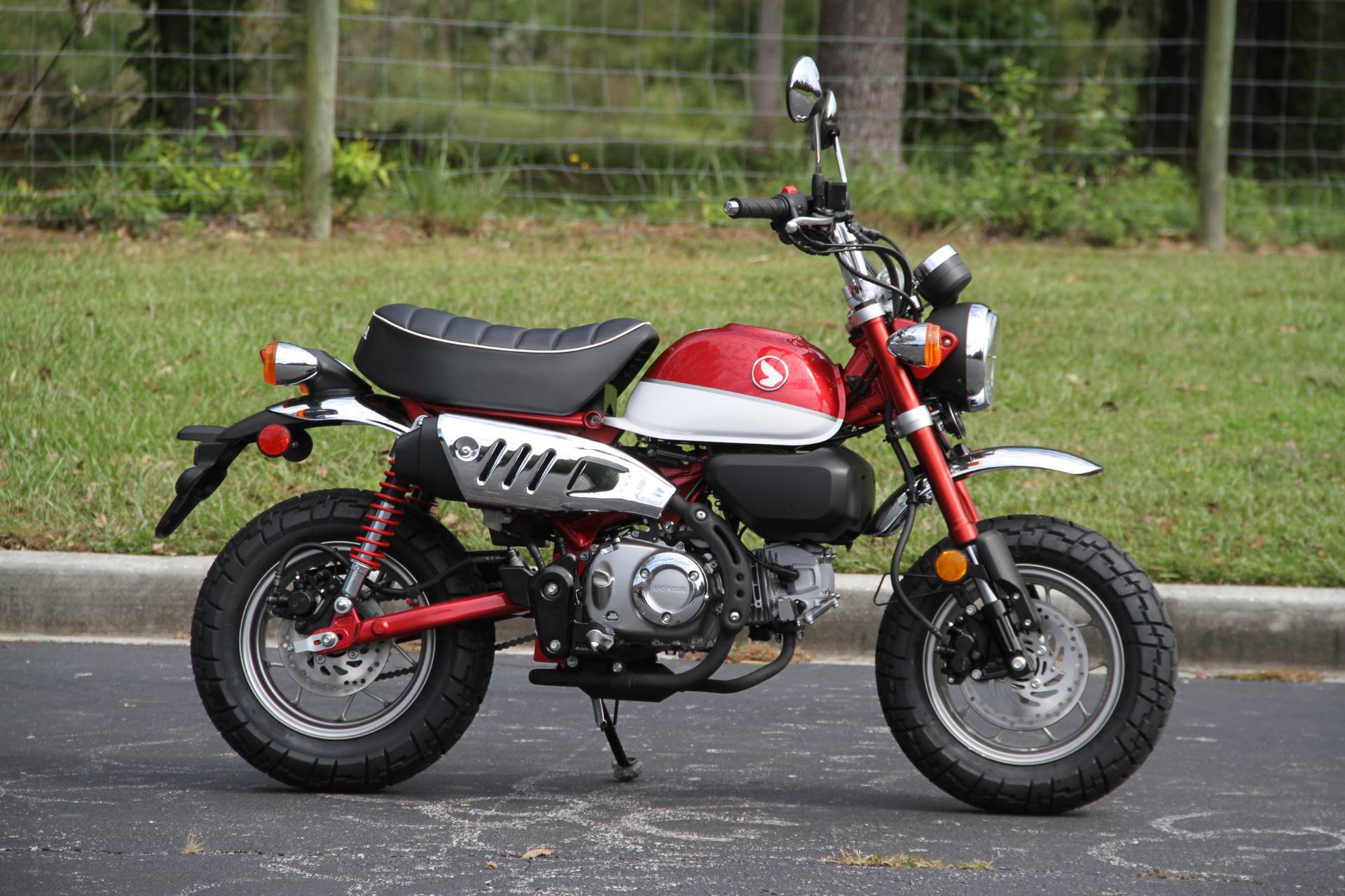 2020 Honda Monkey in Hendersonville, North Carolina - Photo 1