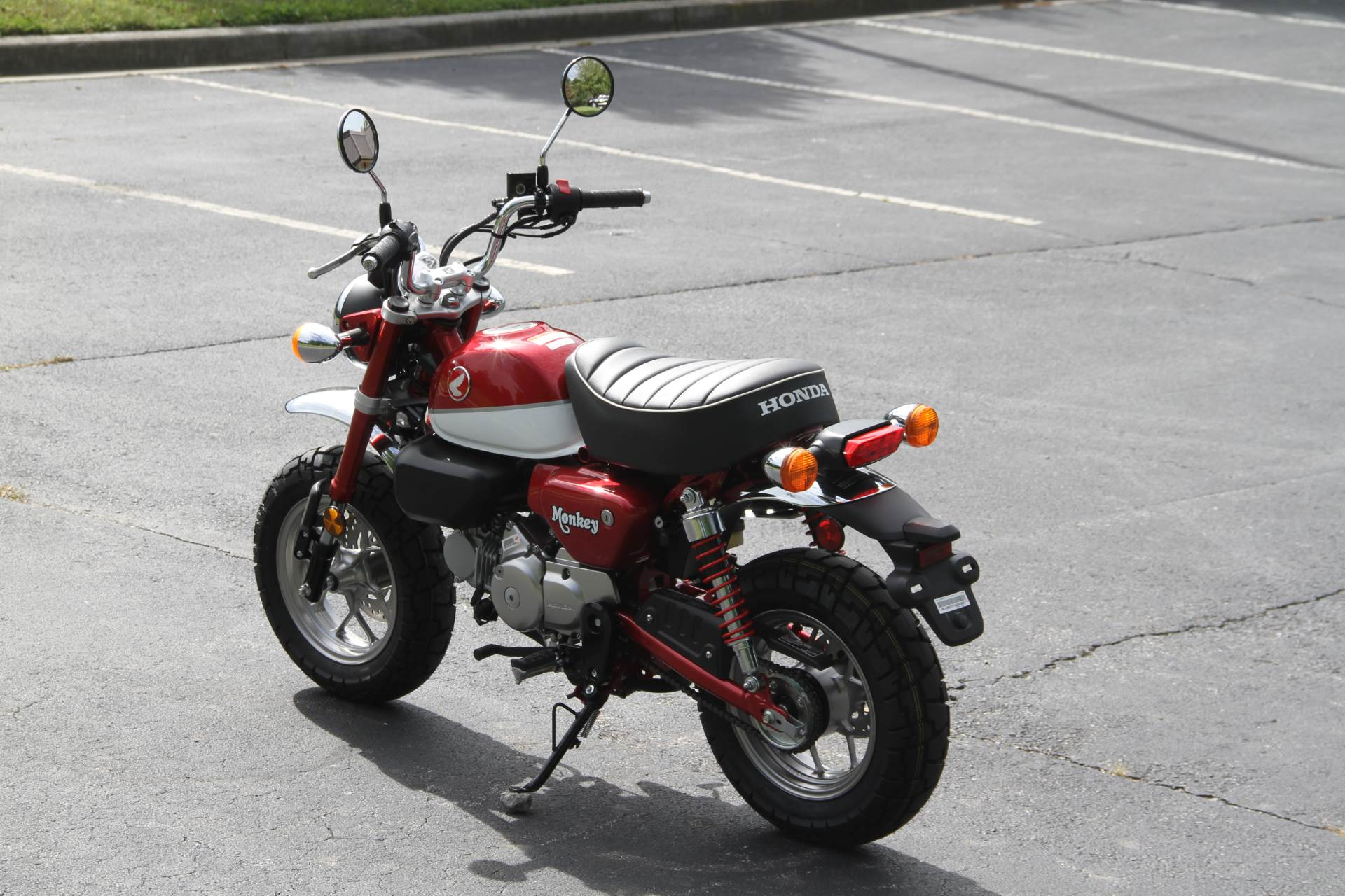 2020 Honda Monkey in Hendersonville, North Carolina - Photo 17