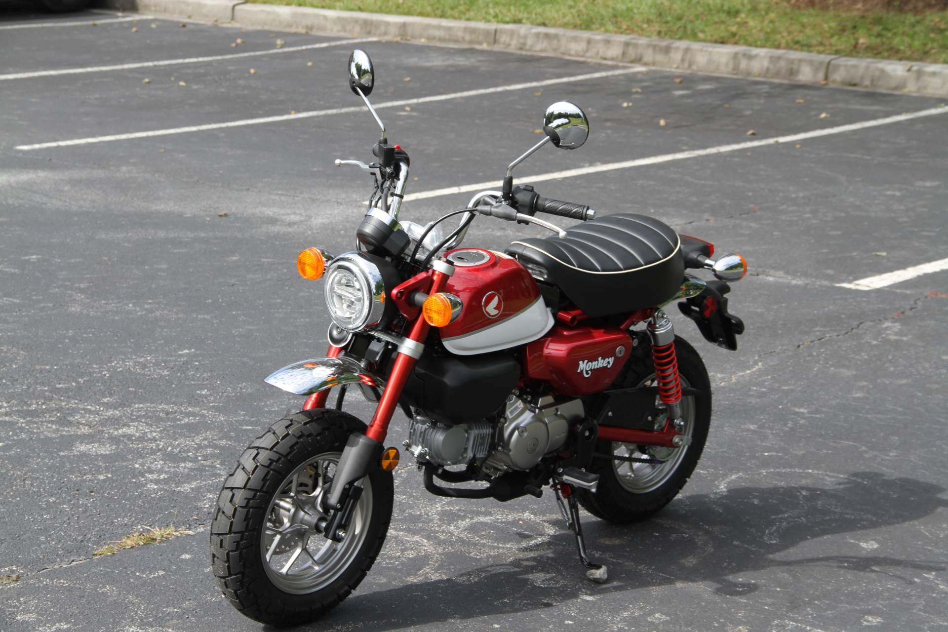 2020 Honda Monkey in Hendersonville, North Carolina - Photo 21