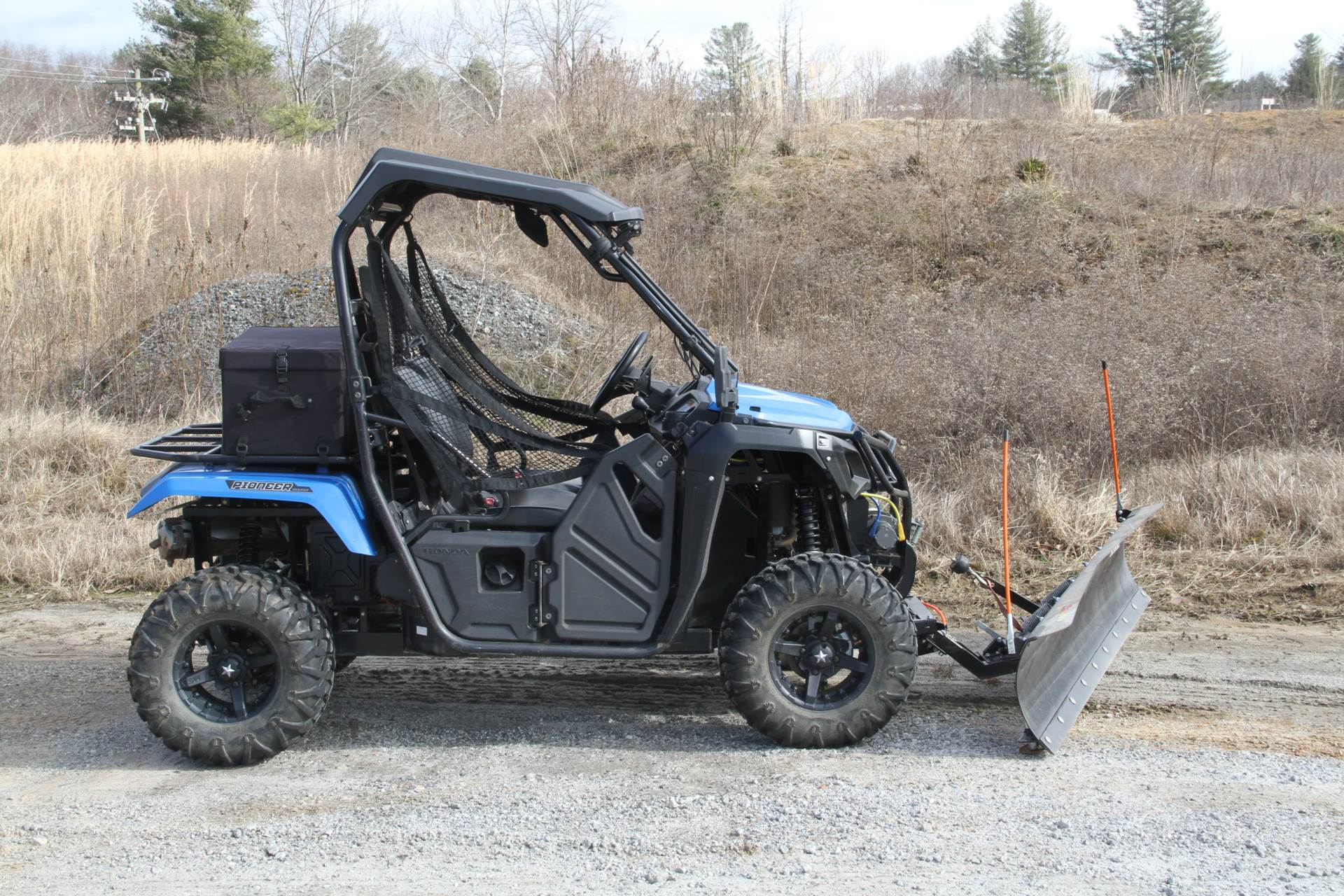 2016 Honda Pioneer 500 in Hendersonville, North Carolina - Photo 3