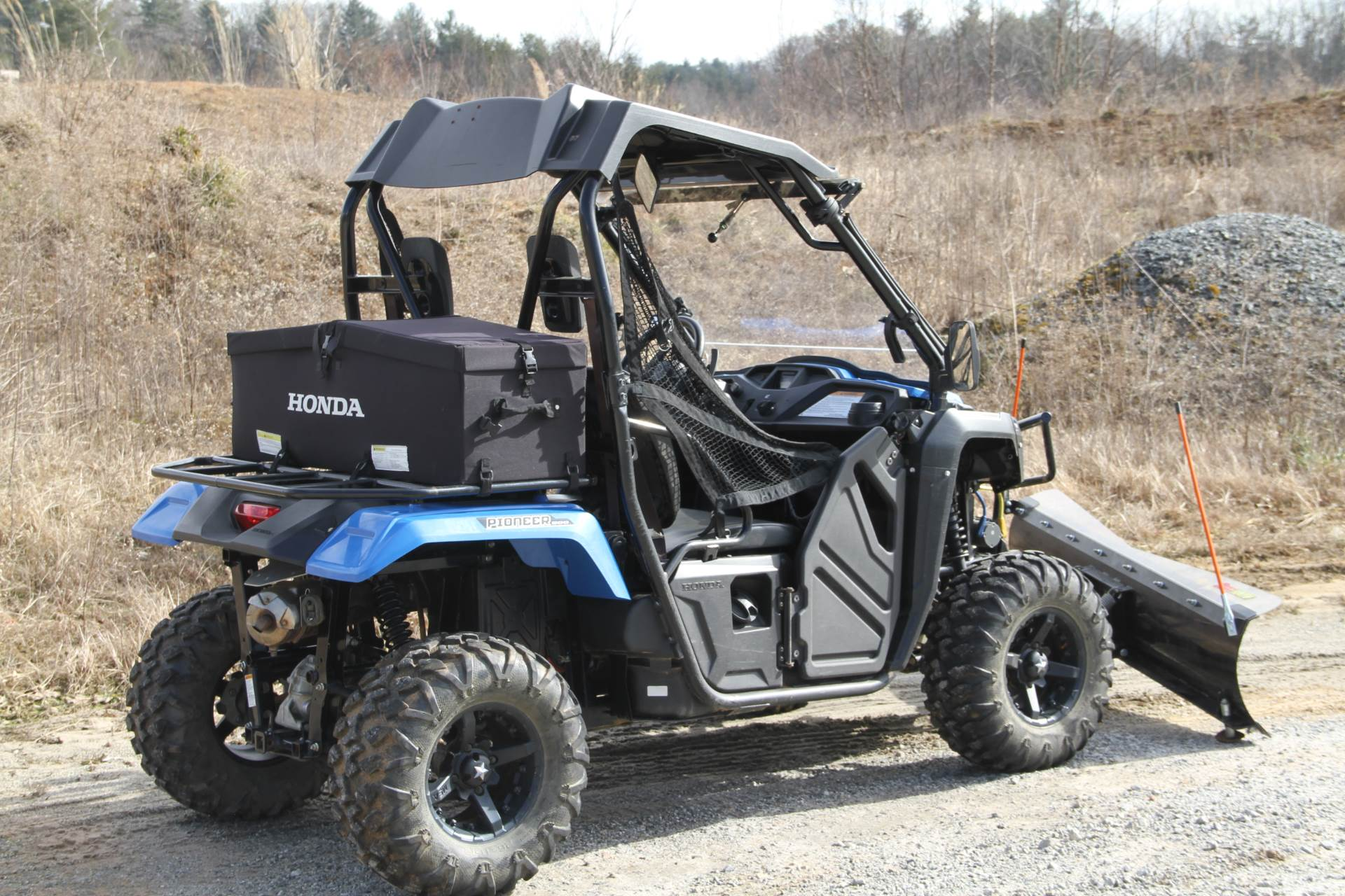 2016 Honda Pioneer 500 in Hendersonville, North Carolina - Photo 4