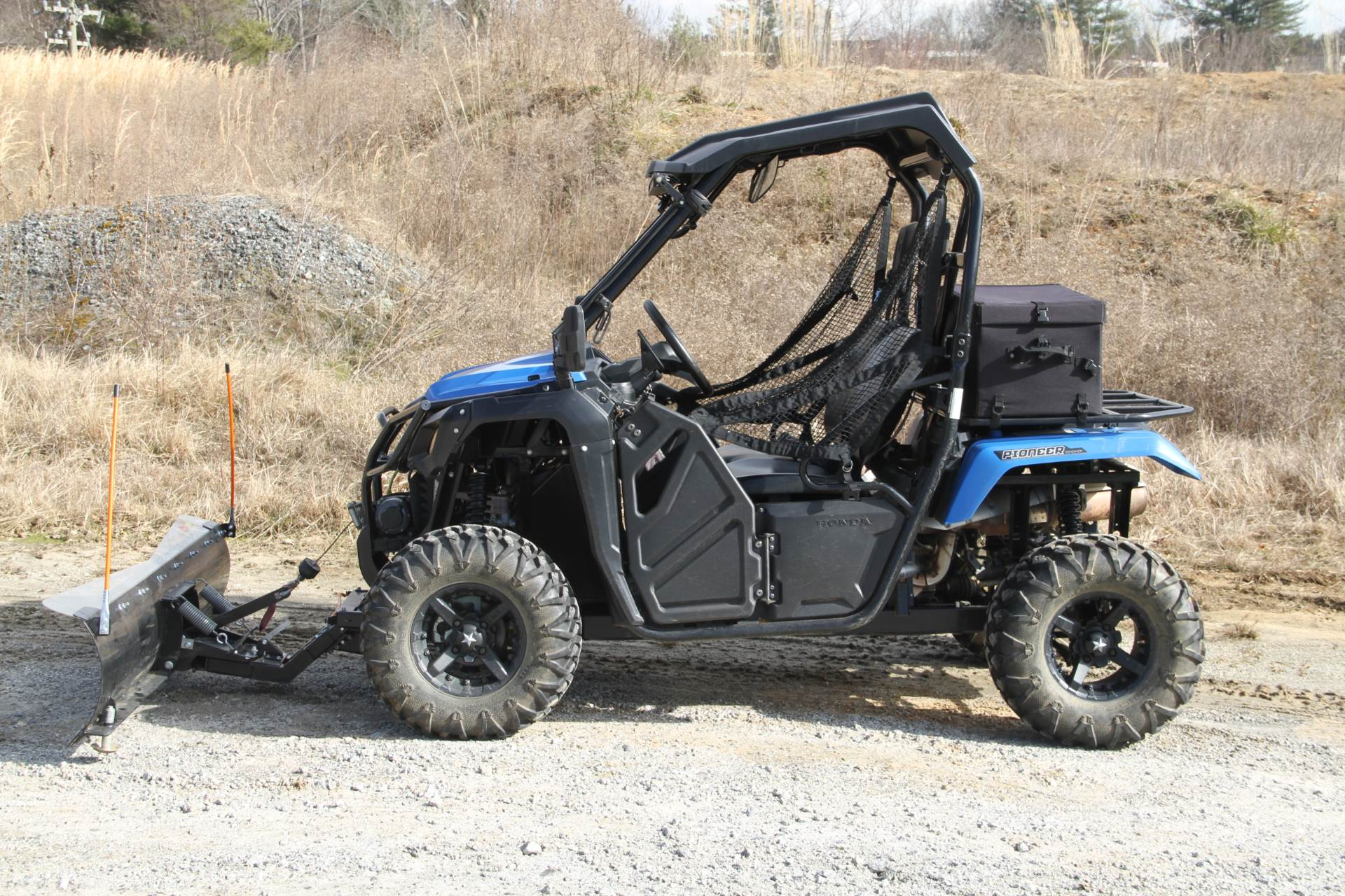 2016 Honda Pioneer 500 in Hendersonville, North Carolina - Photo 8