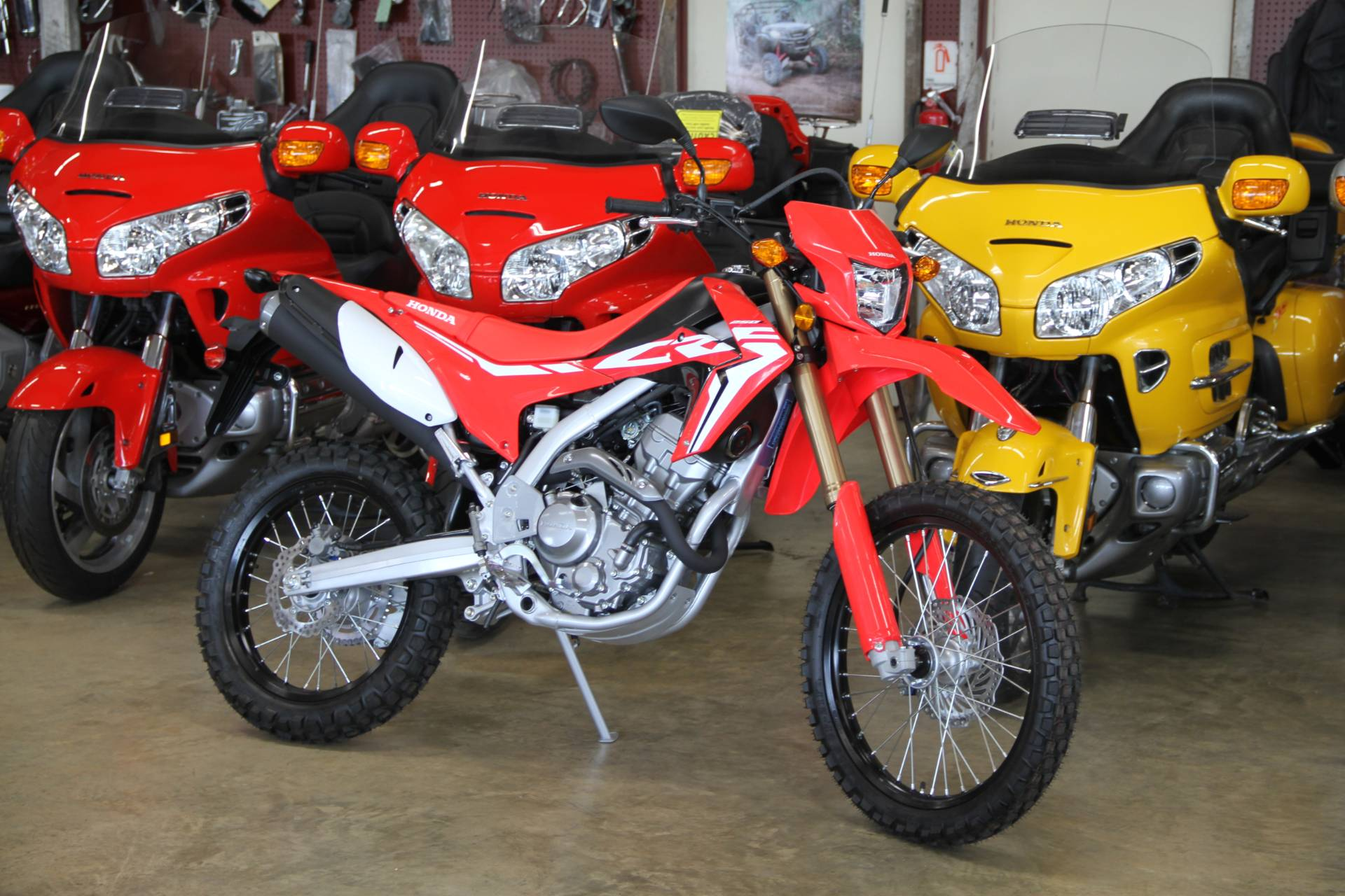 2019 Honda CRF250L in Hendersonville, North Carolina - Photo 1