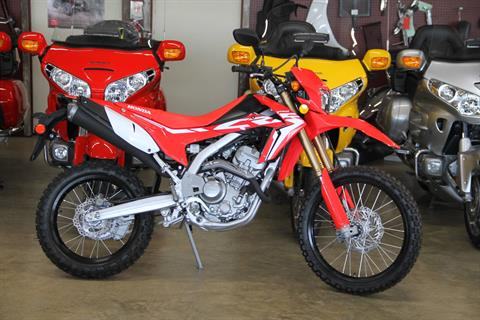 2019 Honda CRF250L in Hendersonville, North Carolina - Photo 2